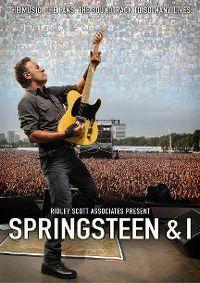 Cover Bruce Springsteen - Springsteen & I [DVD]